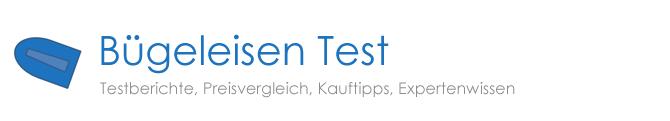Bügeleisen Test 2020